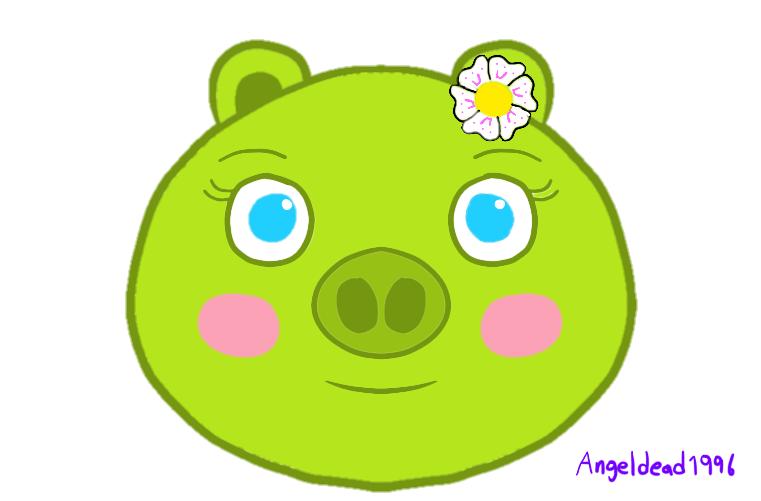 Piglet by angeldead1996