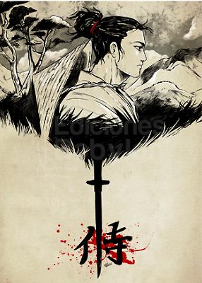 Samurai Henar Torinos by ediciones-babylon