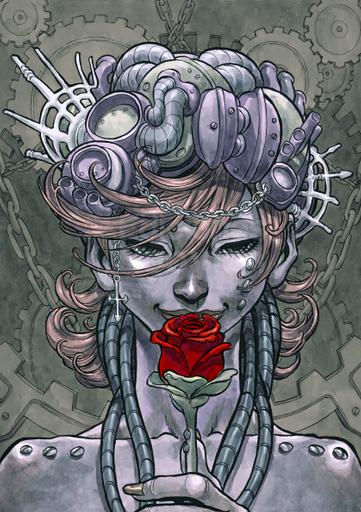 Madonna by ediciones-babylon