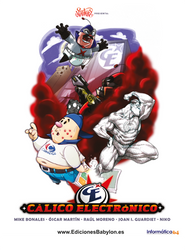 Calico Electronico by ediciones-babylon