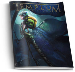 Templum 6 ya disponible / available by ediciones-babylon