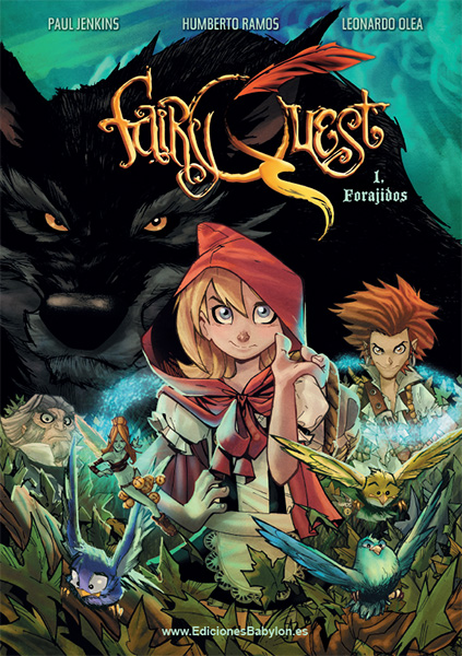 Fairy Quest by ediciones-babylon