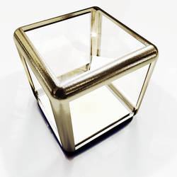 3D Cube Render by markuszeller
