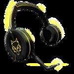 VOCAMERICA | VOCALOID DEX | Headphones