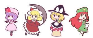 Touhou Chibies 1