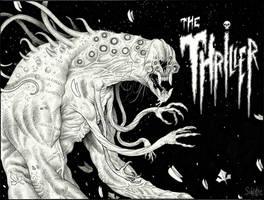 The Thriller by Sch1itzie