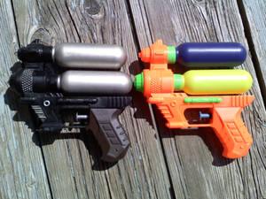 prop blaster