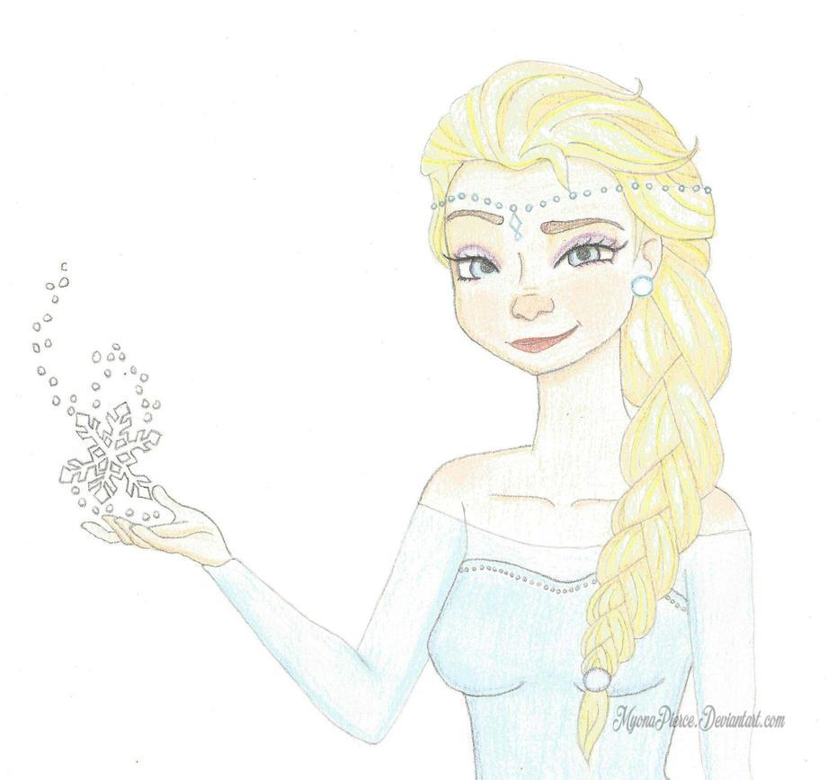 Frozen part 2 by MyonaPierce