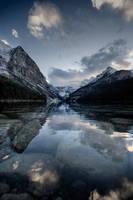 Lake Louise III by mole2k