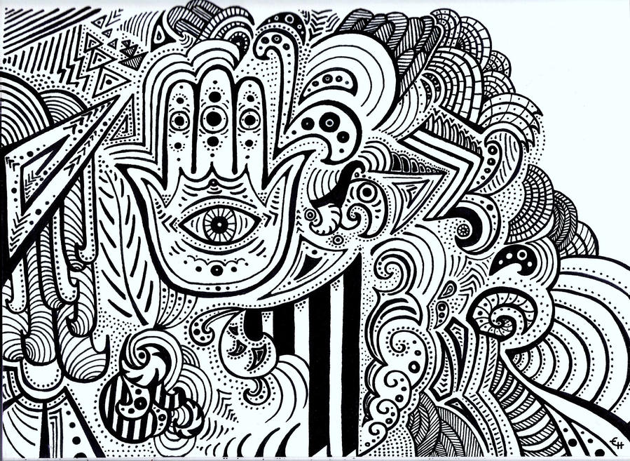 hamsa trippy wallpaper tumblr - photo #30