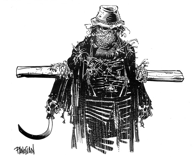 scarecrow by urban barbarian