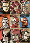 Marvel Cards One
