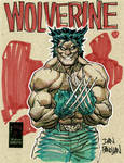 wolverine drink and draw style