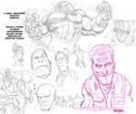 juggernaut story sketch