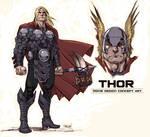 Holy Switcheroo - Thor
