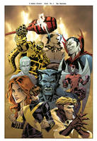 X-Factor Forever and Ever by urban-barbarian