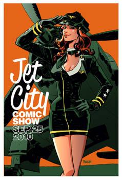 Jet City Cover