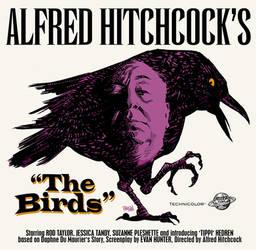 THE BIRDS by urban-barbarian