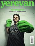 Yerevan Magazine Cover