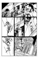 CONAN ROK preview by urban-barbarian