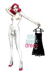 Little Black Dress by urban-barbarian