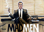 MAD MEN feat DRAPER