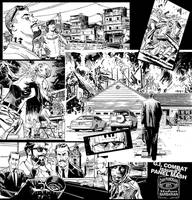 GI COMBAT 2 PANEL MASH by urban-barbarian