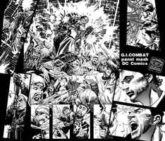 Last GI Combat Panel Mash by urban-barbarian
