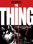 The Thing Poster by urban-barbarian