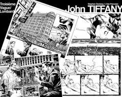 John TIFFANY Panel Mash