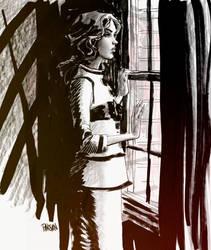 The Window by urban-barbarian