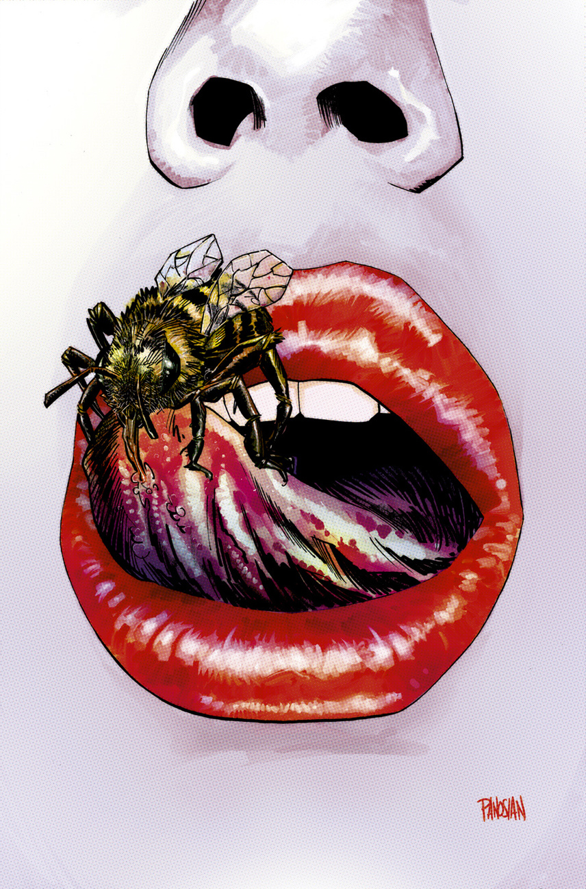 Bee Vixens by urban-barbarian
