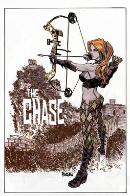 Danger Girl: The Chase #2