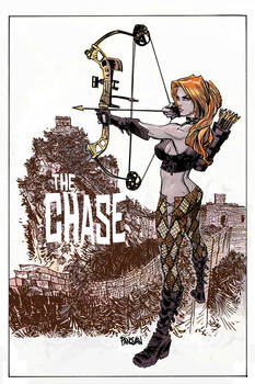 Danger Girl: The Chase #2