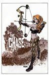 Danger Girl: The Chase #2 by urban-barbarian