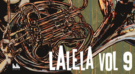 Lalela vol 9 cover