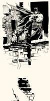 Curb Your Gargoyle by urban-barbarian