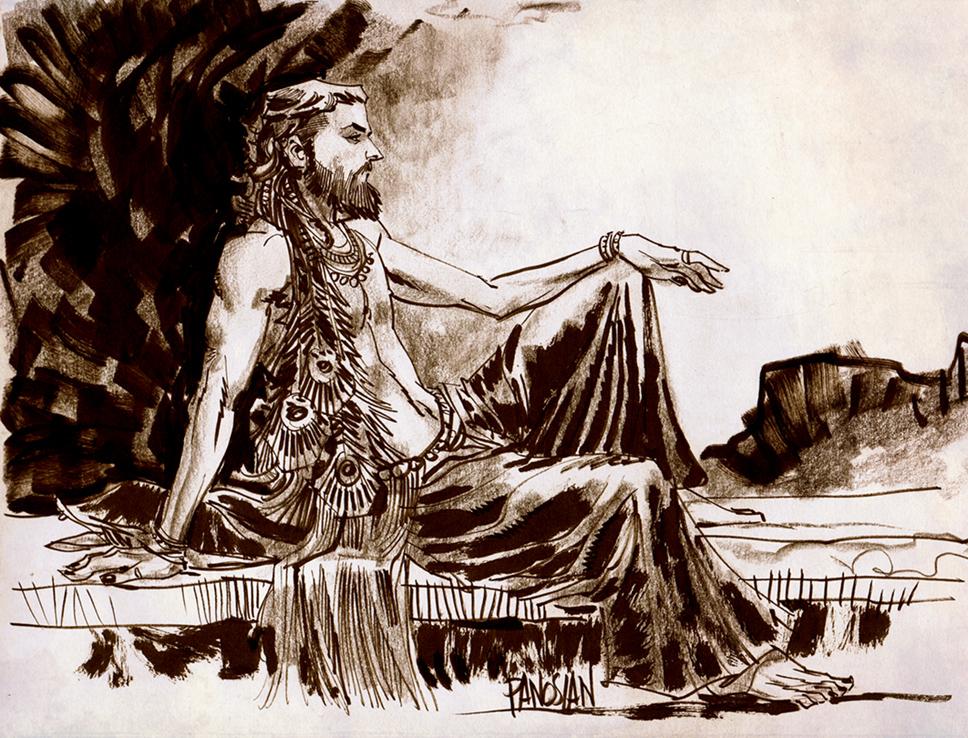 Arabian Prince or... by urban-barbarian
