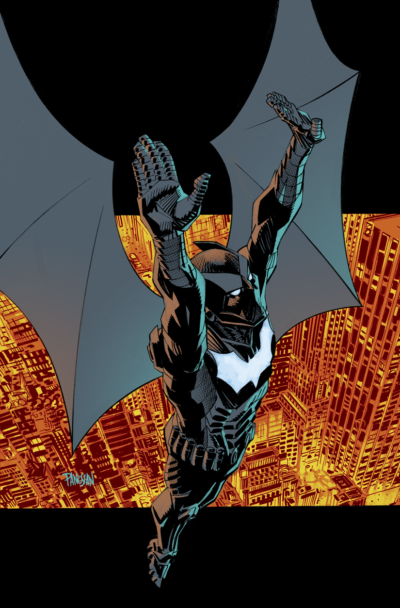 Batwing #30 by urban-barbarian