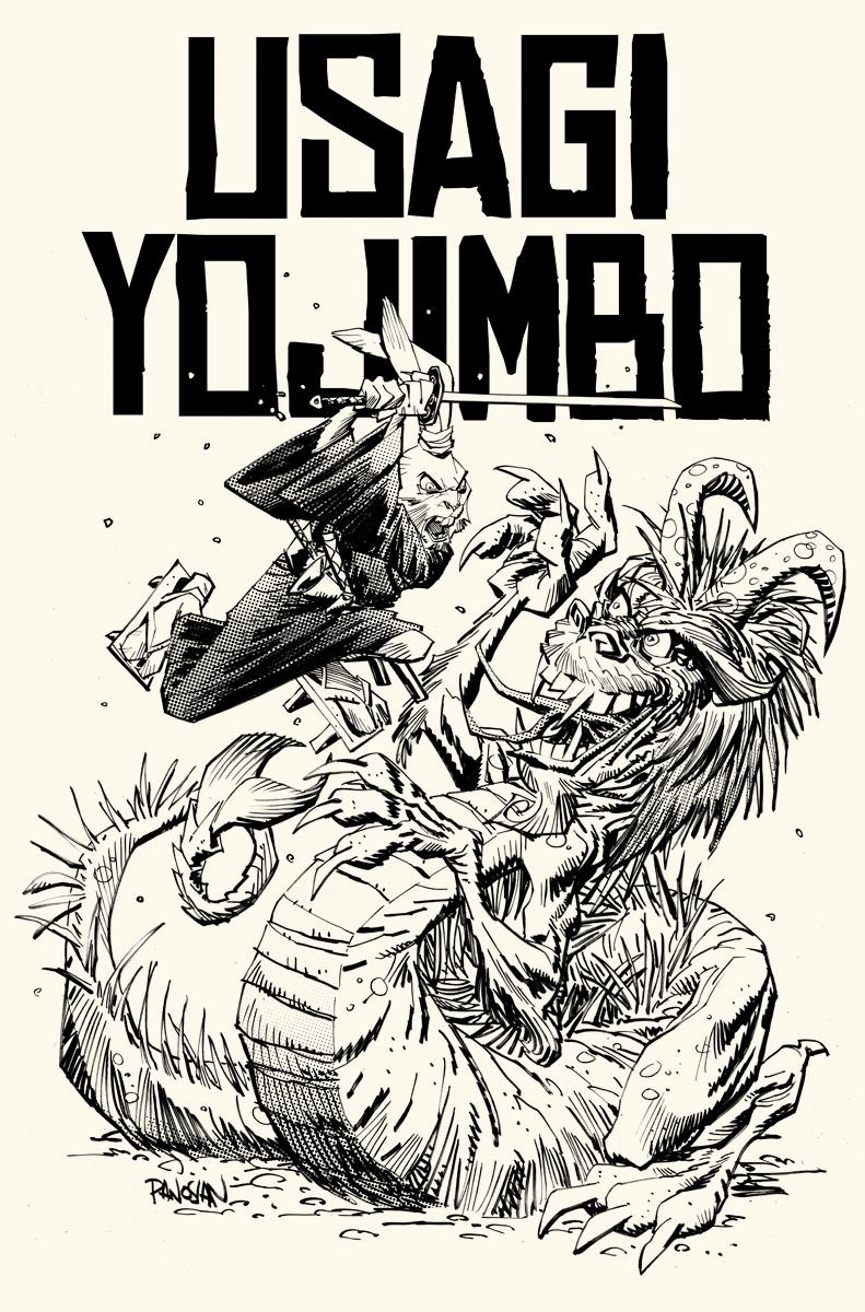 Yojimbo! by urban-barbarian