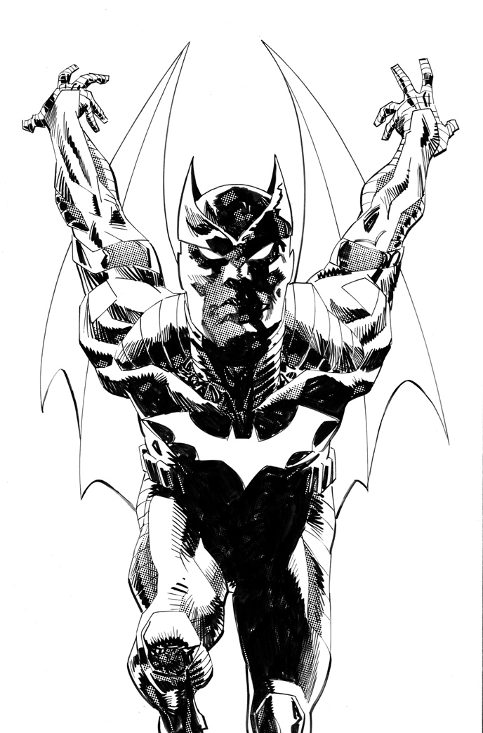 Batwing by urban-barbarian