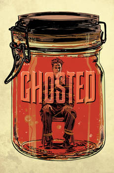 Ghosted 14 Cover!