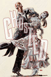 Ghosted #15 Cover