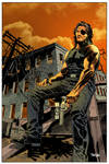 Escape From New York #2 Cover