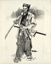 Logan Samurai