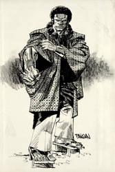 Luke Cage Samurai