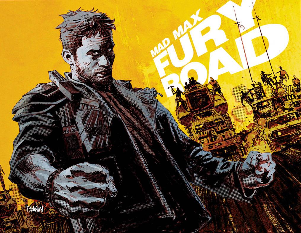Mad Max by urban-barbarian