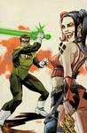 Harley Quinn #20 75th GL Anniversary Variant