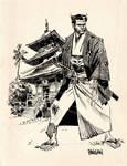 Samurai Logan