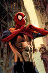 Mighty Men of Marvel - Spiderman!